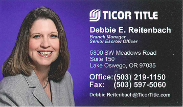 Looking for a Lake Oswego Title Company?